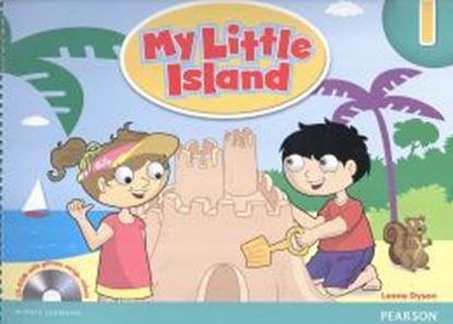 Imagem de MY LITTLE ISLAND 1 SB - WITH CD-ROM