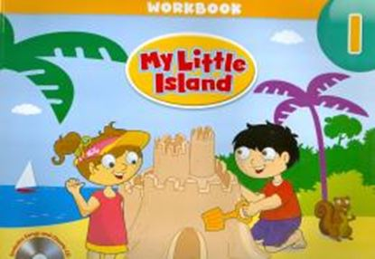 Imagem de MY LITTLE ISLAND 1 WORKBOOK WITH AUDIO CD