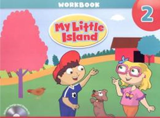 Picture of MY LITTLE ISLAND 2 WORKBOOK WITH AUDIO CD