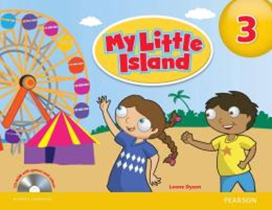 Picture of MY LITTLE ISLAND 3 STUDENT´S BOOK WITH CD-ROM