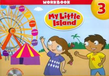 Imagem de MY LITTLE ISLAND 3 WORKBOOK WITH AUDIO CD