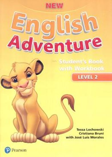 Picture of NEW ENGLISH ADVENTURE SB PACK LEVEL 2