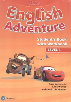 Imagem de NEW ENGLISH ADVENTURE SB PACK LEVEL 4