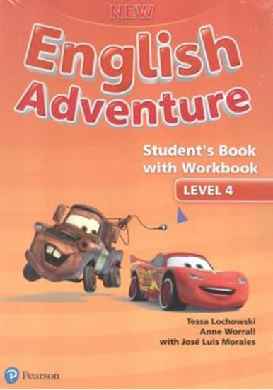 Picture of NEW ENGLISH ADVENTURE SB PACK LEVEL 4