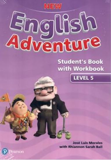 Picture of NEW ENGLISH ADVENTURE SB PACK LEVEL 5
