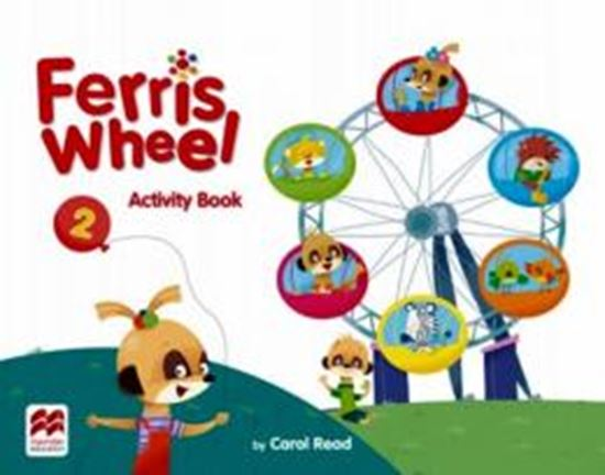 Picture of FERRIS WHEEL 2 ACTIVITY BOOK