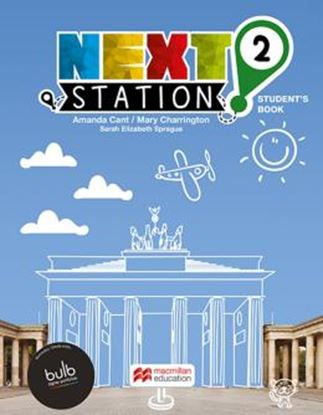 Imagem de NEXT STATION 2 - STUDENT´S BOOK WITH WORKBOOK WITH BULB