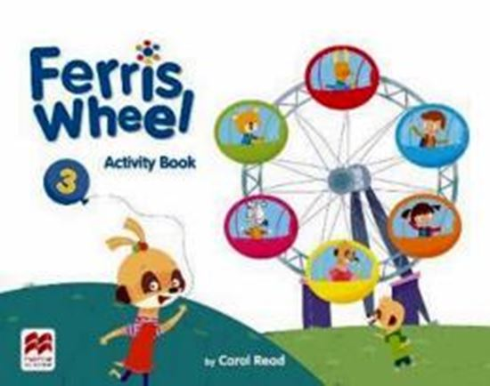 Picture of FERRIS WHEEL 3 ACTIVITY BOOK